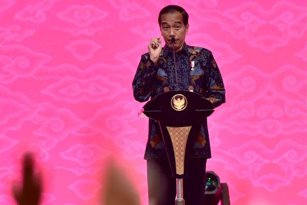 Jokowi, Indonesia Maju, Pidato