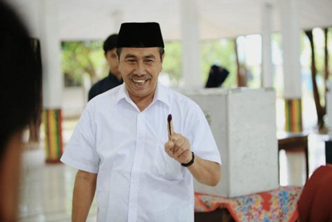 Gubernur Riau Dukung Jokowi