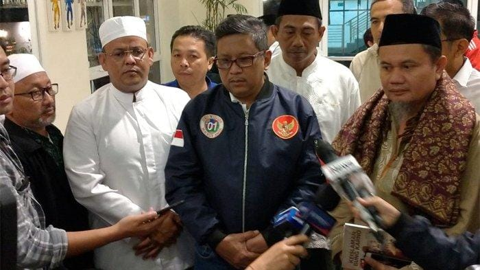 Unjuk Rasa Santri, Kiai Sukabumi, Jokowi-Maruf