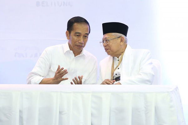 Jokowi-maruf, Partai Berkarya