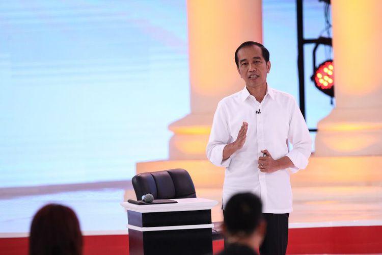 Penyelamatan SDA, Jokowi, Prabowo Subianto