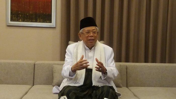 Kiai Maruf Amin, warga Nu, debat cawapres