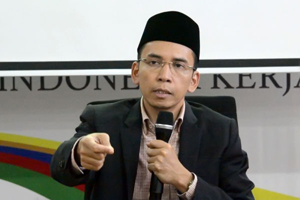 TGB, JAMI, kertas suara, kiai maruf amin, jokowi, Muhammad Zainul Majdi