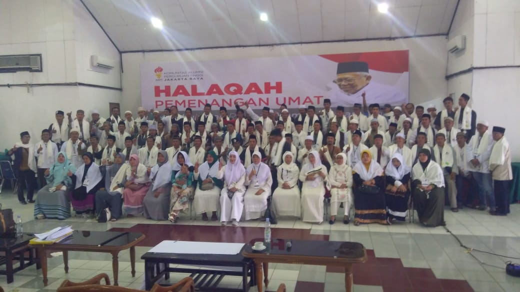 Halaqah Aktivis Dakwah Kampung