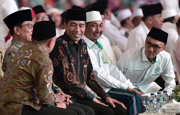 Jokowi-Maruf, Jawa barat