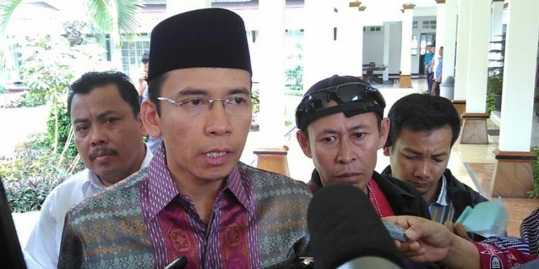 Khotbah Jumat, Keislaman Jokowi, Sikap Emosional Prabowo, TGB