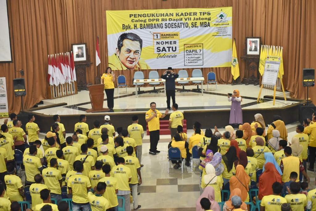 bamsoet jelaskan antusiasme warga di pemilu 2019