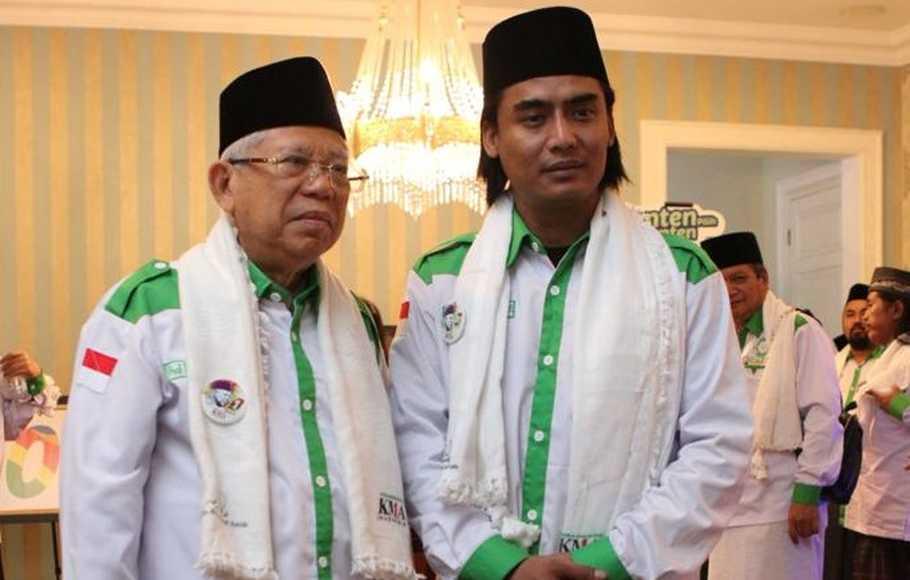 forum santri jawa barat siapkan dukungan untuk Jokowi-Ma'ruf