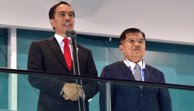 jokowi kirim surat pengajuan tuan rumah olimpiade 2032