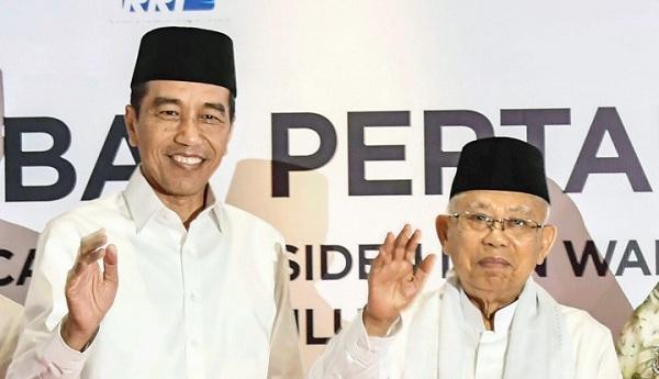 maluku utara, Jokowi-Maruf