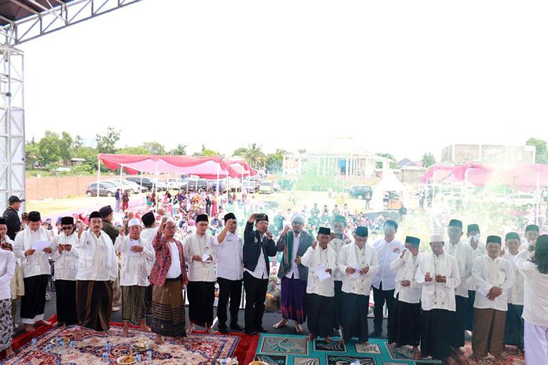 Santri dukung Jokowi