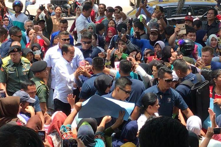 Bangka belitung, Jokowi