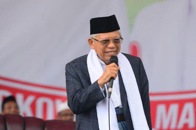 Jawa Tengah, Maruf, Unggul