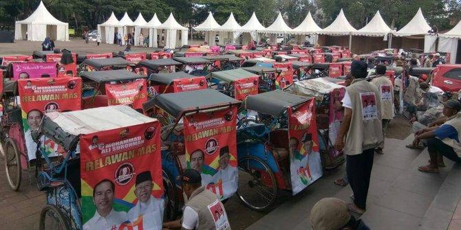 Mayoritas Wong Cilik, Survei LSI Denny JA
