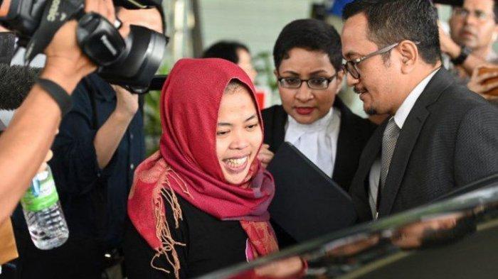 Siti Aisyah, Wapres JK, WNI