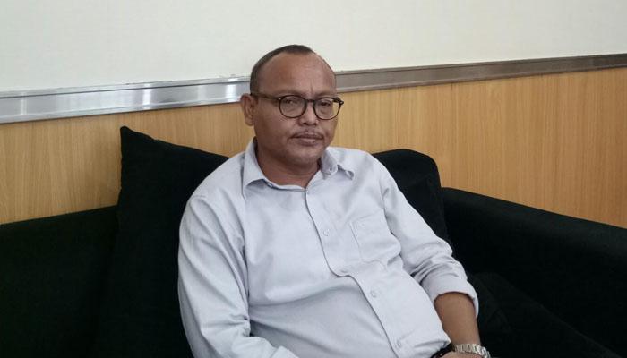 Anker Bir, Fraksi Gerindra DPRD DKI, Syarif