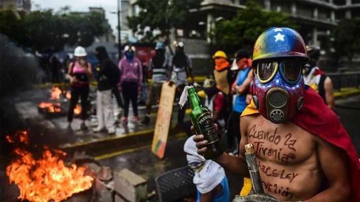 pemadaman listrik sebabkan krisis venezuela memuncak