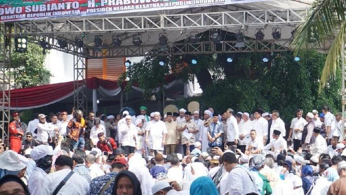 Instruksi SBY, pemilih prabowo, hasil pilpres, litbang kompas