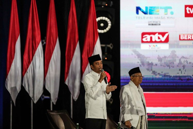 Industri Halal, Jokowi, kebijakan ekonomi
