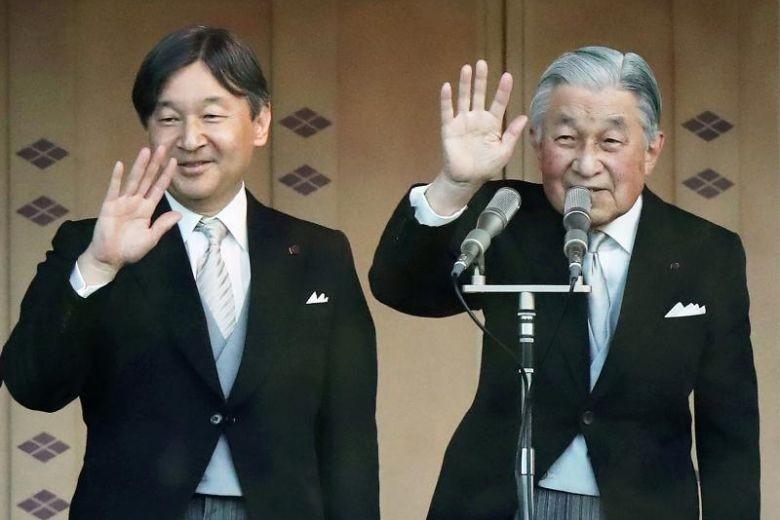 Akihito Akan Turun Takhta