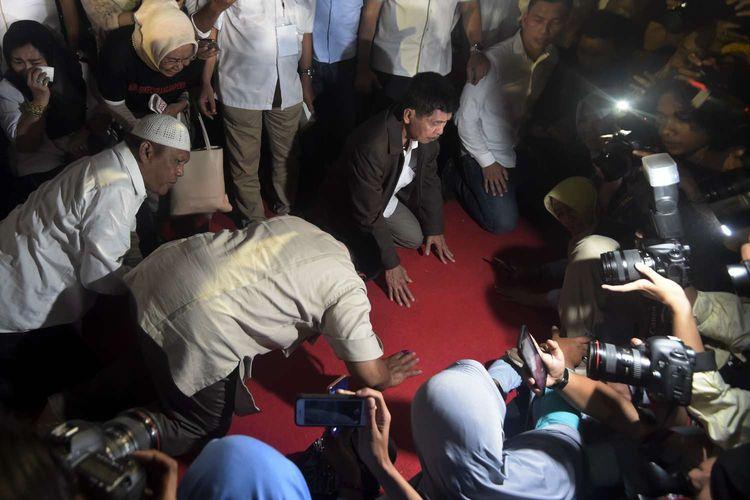 Prabowo Subianto, Jentelmen, real count, csis, etika berdemokrasi, sby,