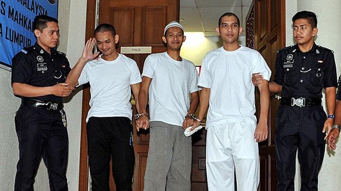 WNI Dihukum 12 Tahun