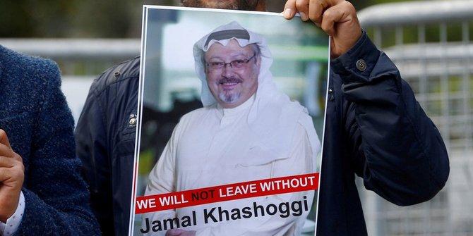 as larang masuk 16 warga saudi terkait pembunuhan khashoggi