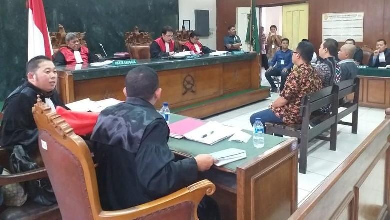 caleg pan kampanye di rumah ibadah dihukum 3 bulan