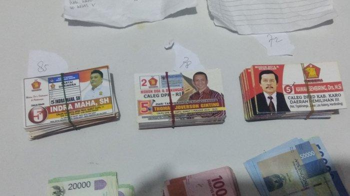 Politik Uang, Pemilu, Gerindra