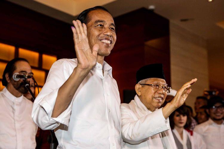jokowi-maruf unggul di dki jakarta, Jokowi, Banten, Keok di Banten, Jokowi-Maruf, Situng KPU, Jokowi-Maruf Masih Unggul, Real Count KPU