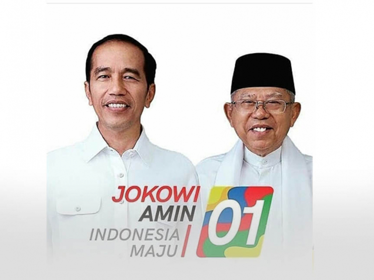 Image result for jokowi maruf