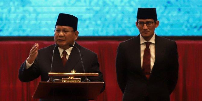 kubu 02 lontarkan kritik soal bumn, Prabowo, wartawan, dosa presiden