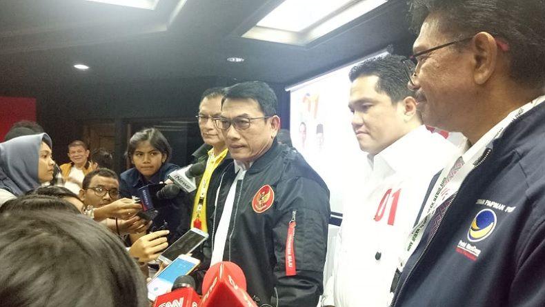 tkn jokowi-maruf terima 25 ribu aduan kecurangan pemilu 2019