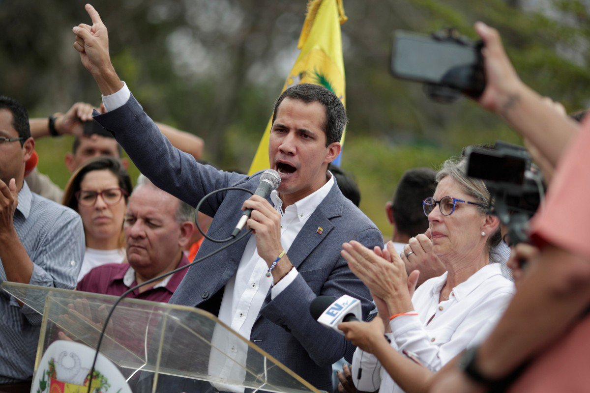 oposisi venezuela minta bantuan militer amerika serikat