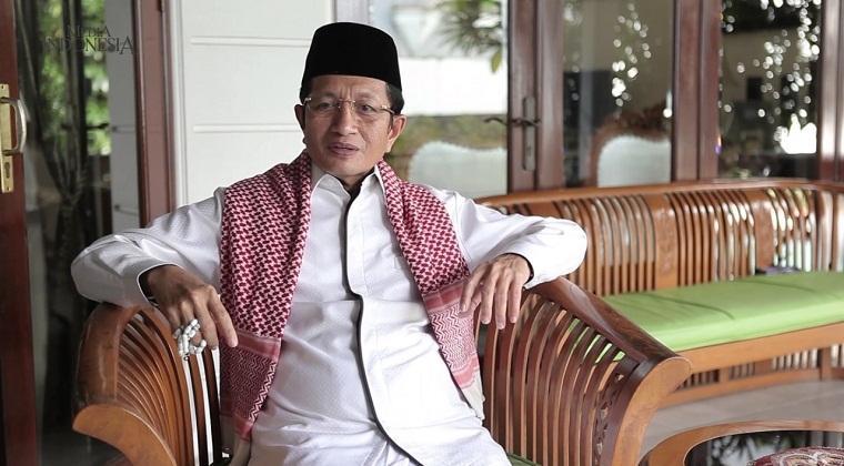 Imam Besar Masjid Istiqlal, Nasaruddin Umar