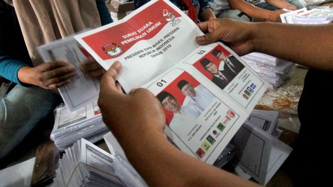 Kawal Pemilu, Hasil Pilprs 2019, KPU