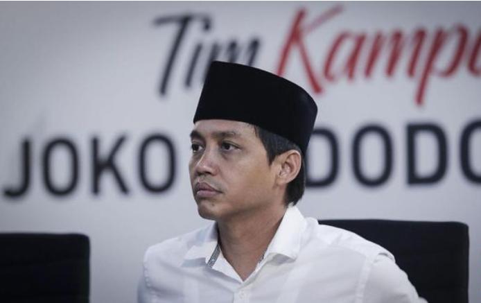 Ferdinand, Demokrat, Prabowo