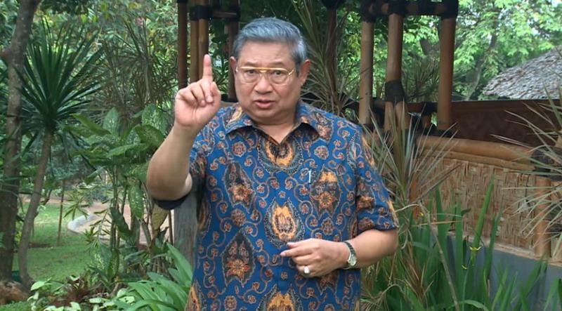 Larangan untuk Prabowo