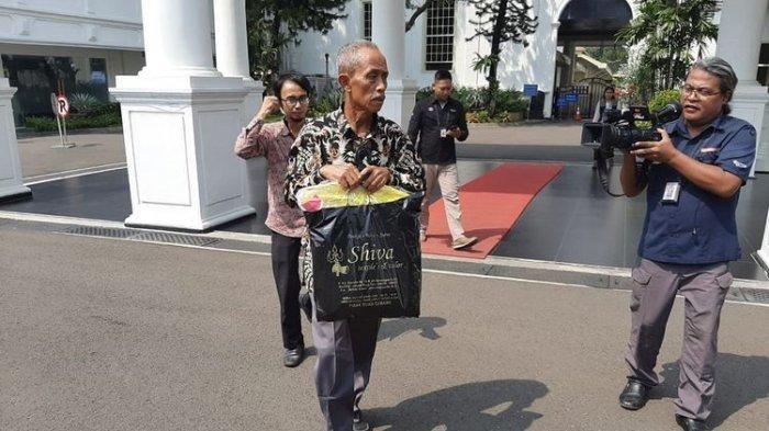 pedagang korban kerusuhan, presiden jokowi