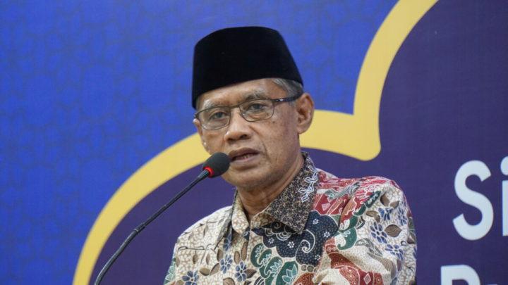 Muhammadiyah, Sulaturahmi, Haedar Nashir