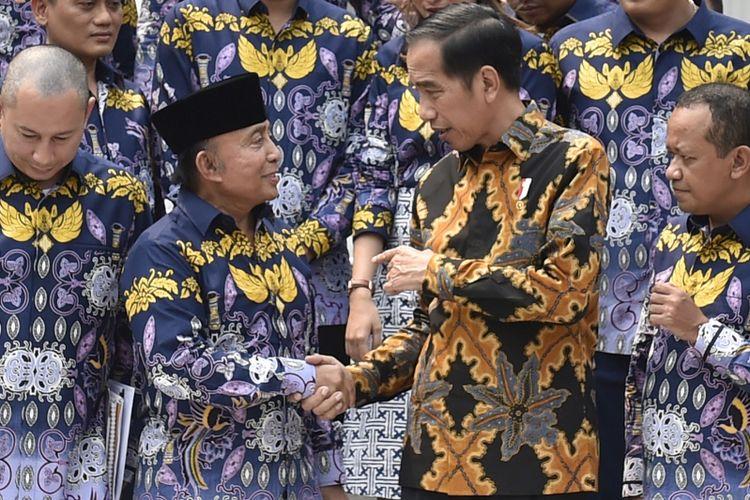 joko widodo inginkan menteri berkemampuan manajerial