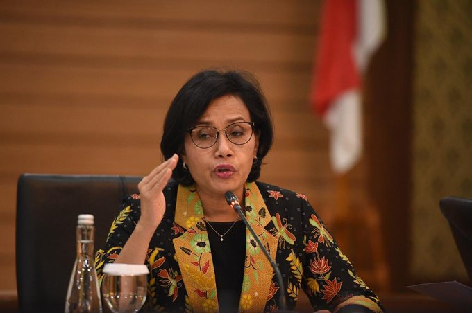 sri mulyani jadi salah satu menteri dengan kinerja memuaskan