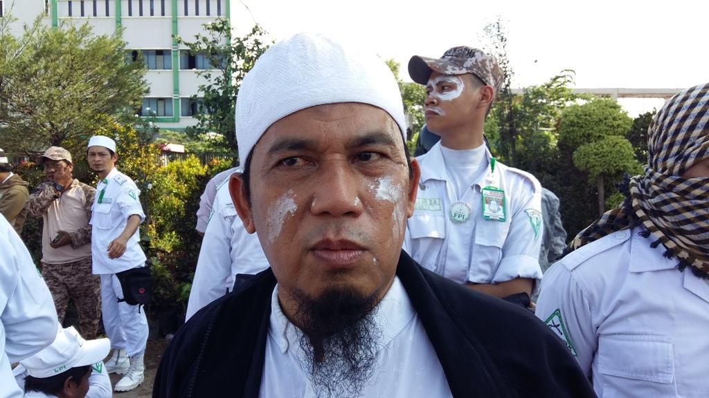 Bernard Abdul Jabbar, Tahlil Akbar 266, MK, Sidang MK, polisi