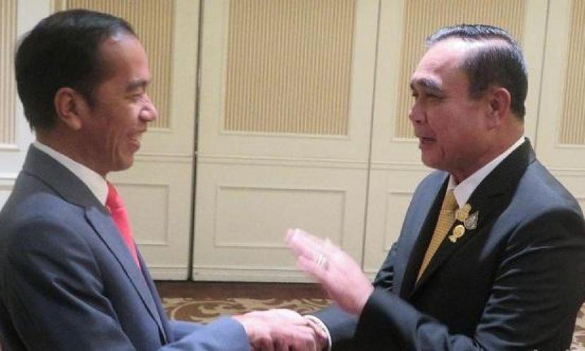 PM Thailand, Jokowi, ASEAN