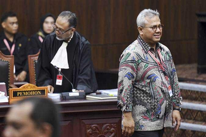 KPU, kuasa hukum, KPU, DPT Siluman, Prabowo