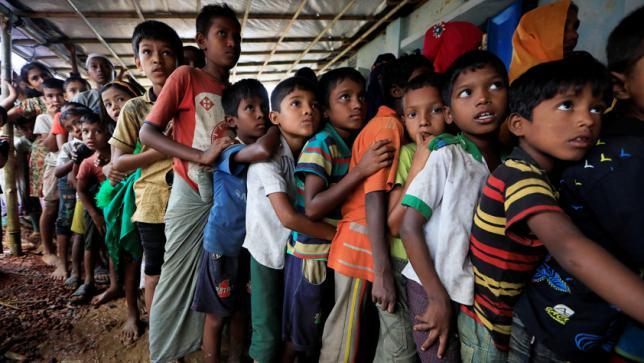 PBB tarik bantuan dari myanmar