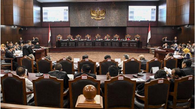 Sidang PHPU, Sidang MK, Saksi, Prabowo-Sandi, KPU, Termohon, Pemohon