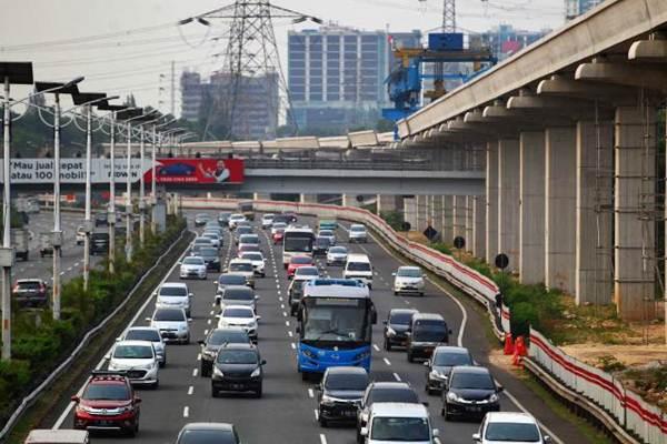 infrastruktur pemerintah pusat, kemacetan jakarta