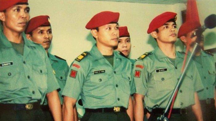 tim mawar kopassus TNI AD