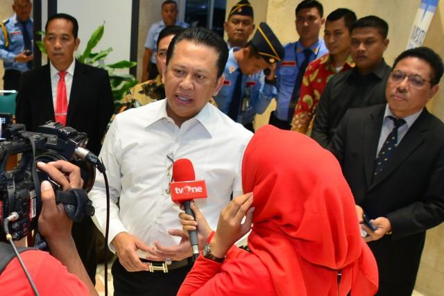 Ketua DPR Pastikan RUU PKS Ditunda